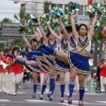 旭川で北海道音楽大行進 ドイツの吹奏楽団が14年ぶりに参加