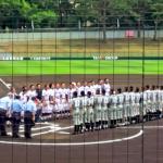 夏の高校野球南北海道大会準決勝 東海大四は北照に一歩及ばず