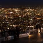 札幌市の夜景が2位に認定!夜景鑑定士が選ぶ日本新三大夜景都市